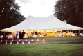 Where to rent 40 x60  BRILLIANT WHITE pole tent in New Port Richey FL
