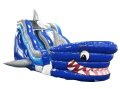 Where to rent Super Shark Slide Wet Dry AdventureSilde in New Port Richey FL