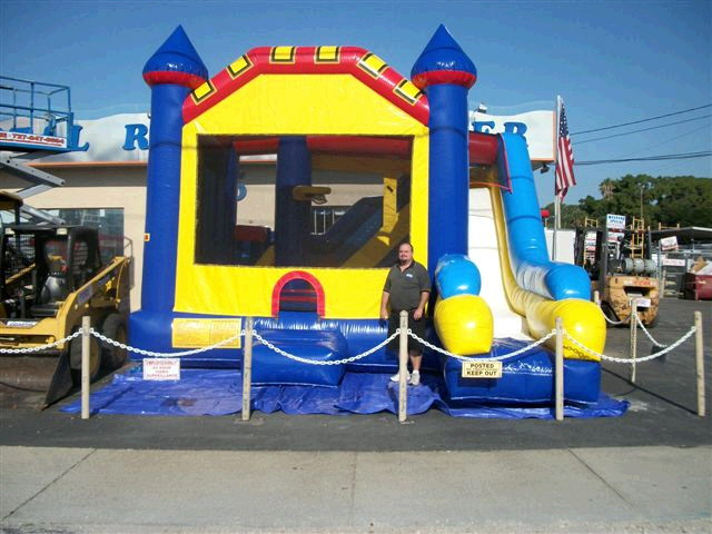 Where to find Castle Combo 4in1 with Exterior Slide in New Port Richey