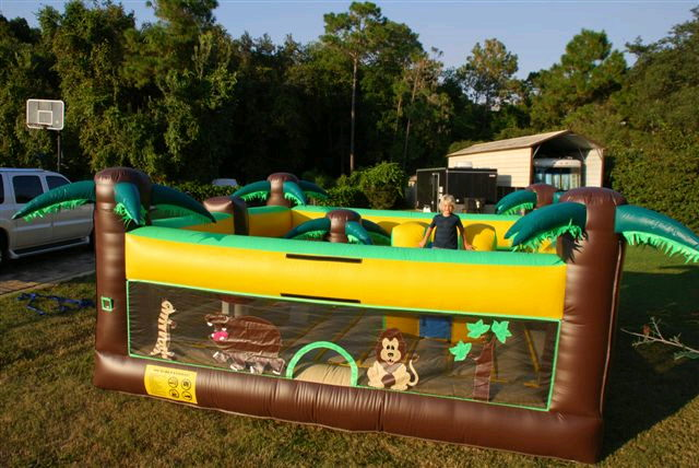 Where to find SAFARI ADVENTURE PLAYGROUND in New Port Richey