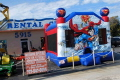 Where to rent SUPERMAN 4 IN 1  SLIDE   COMBO in New Port Richey FL