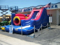 Rental store for Ninja Challenge Slide   Obstacle Course in Tampa Bay FL