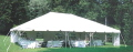 Rental store for 30 x40  White frame tent in Tampa Bay FL