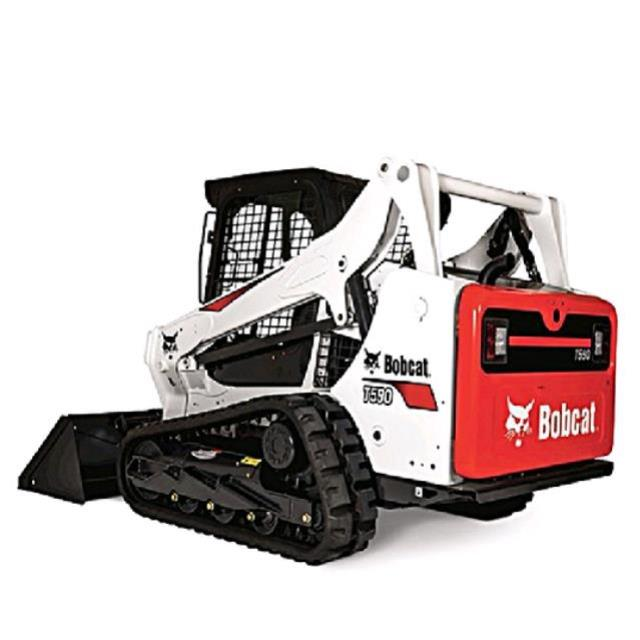 Where to find Track Loader T-590 Bobcat Skid Steer in Tampa Bay
