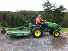 Bush Hog Tractor 4w D Diesel 5 Foot Rentals Tampa Bay Fl