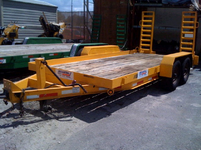 Where to find TRAILER, T6 H.D. EQUIPMENT HAULER in Tampa Bay