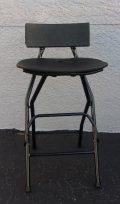 Rental store for Bar Stool -30  seat height with backrest in Tampa Bay FL