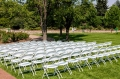 Rental store for CHAIR,WHITE Outdoor Aluma Event in Tampa Bay FL