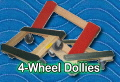 Rental store for DOLLY,FURNITURE FLAT 4 WHEEL in Tampa Bay FL