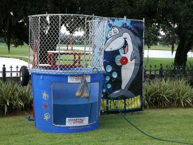 Where to find Dunk Tank 400-500 GALLON in Tampa Bay