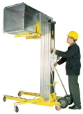 Rental store for LIFT,18  HIGH  Sumner  Material Lift in Tampa Bay FL
