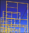 Where to rent SCAFFOLD SET 5   X 5 in New Port Richey FL