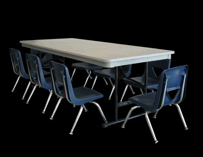 Where to find TABLE CHILD S LARGE in New Port Richey