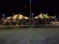 Rental store for 20 x20  Red   White frame tent in Tampa Bay FL