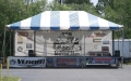 Where to rent 20 x30  Blue White frame tent in New Port Richey FL