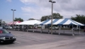 Where to rent FRAME TENT 20  X 40  RED   WHI in New Port Richey FL