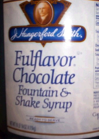 Where to find SYRUP, CHOCOLATE   1-GAL in New Port Richey