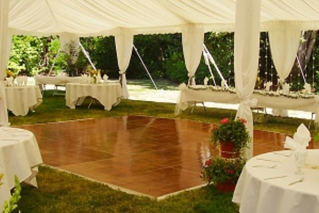 Where to find 12  X 16  CHERRYWOOD DANCE FLOOR in Tampa Bay
