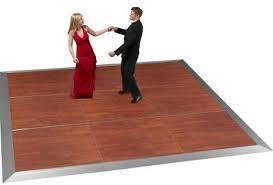 Where to find 16  X 16  CHERRYWOOD DANCE FLOOR in Tampa Bay
