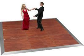 Where to find 20  X 20  CHERRYWOOD DANCE FLOOR in New Port Richey