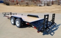 Rental store for TRAILER, T7 Big-Tex Dove Tail 7 x18 in Tampa Bay FL