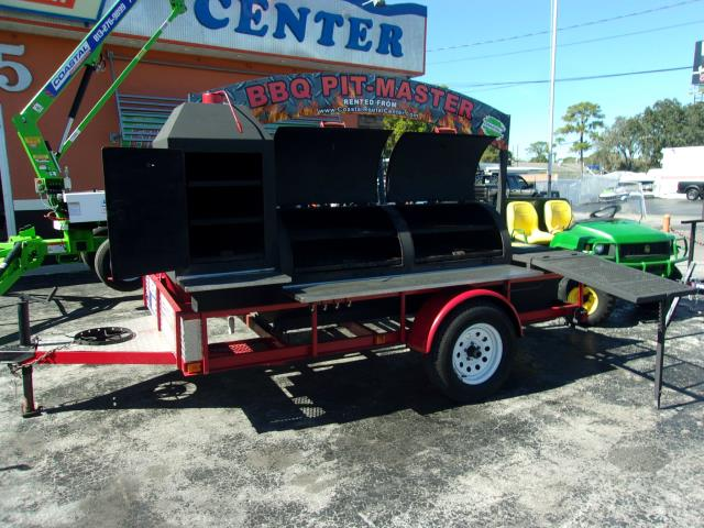 Grill Bbq Pit Master Competition Smoker Rentals Tampa Bay