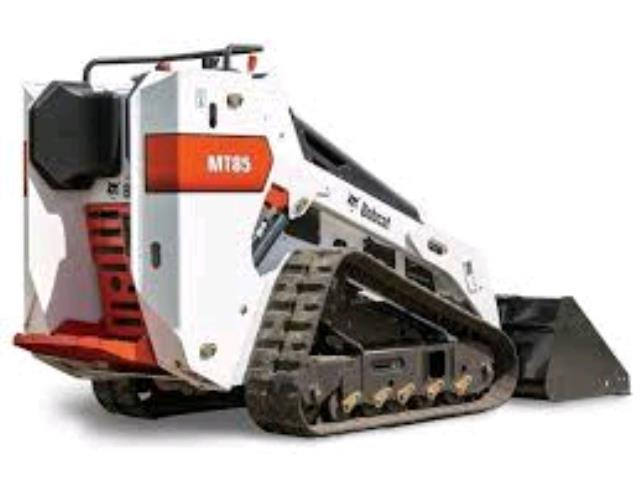 Where to find BOBCAT MT85 Ride on Mini Track Loader in Tampa Bay