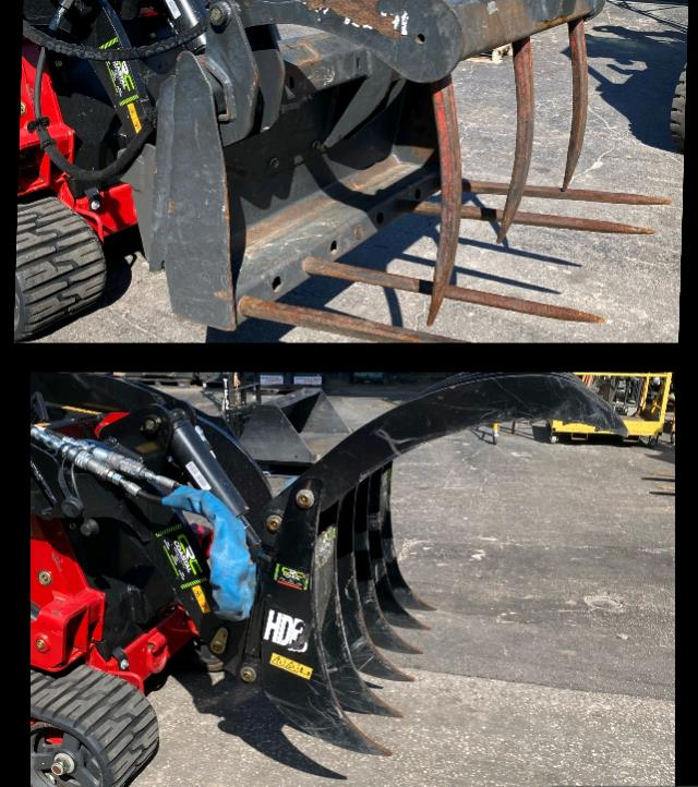 Where to find TORO TX Brush Grapple Attachment in Tampa Bay