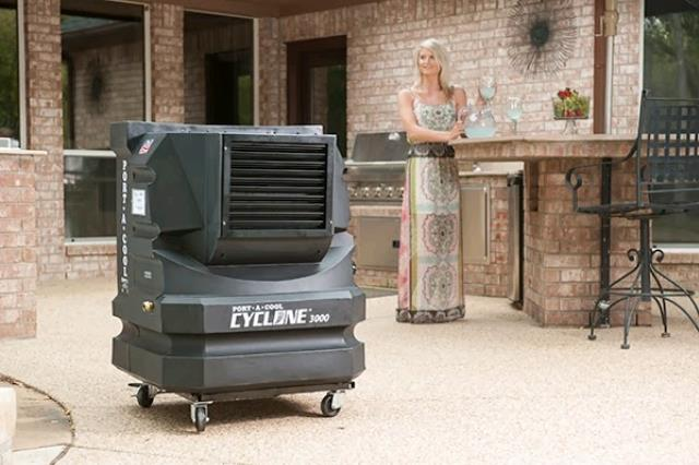 Where to find Port-A-Cool Evaporative Cooler Fan in New Port Richey