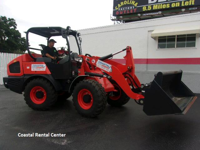 Where to find Kubota R530 Articulating Wheel Loader in New Port Richey
