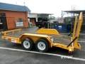 Rental store for TRAILER,T-40 Anderson Yellow Low Bed 14 in Tampa Bay FL