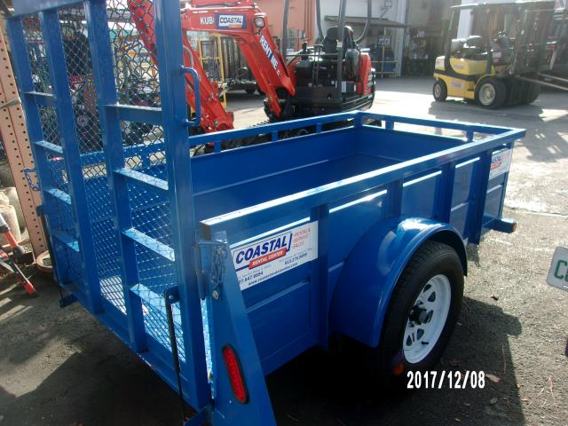 Where to find TRAILER, T-41 4 X8  Utility Anderson in Tampa Bay