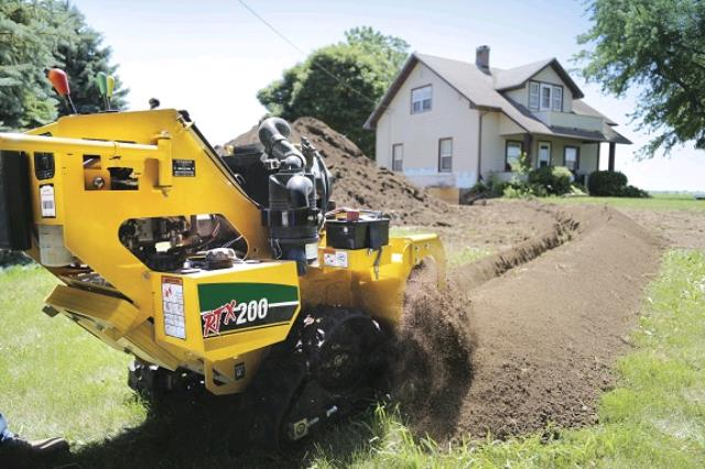 Where to find TRENCHER 36  Deep Track Drive Hydro in Tampa Bay