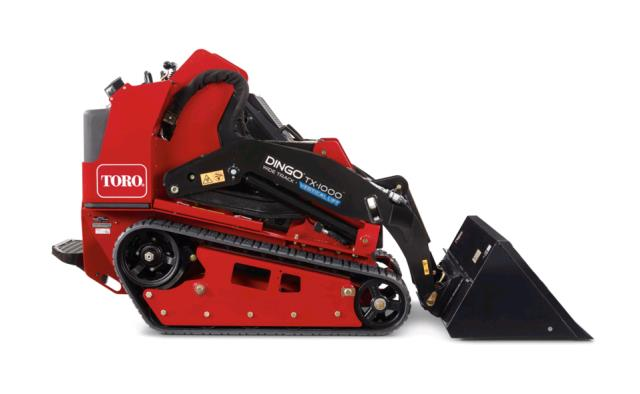 Where to find TORO WT-2 Mini Track Loader TX-1000 in Tampa Bay