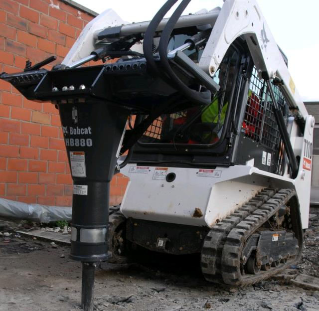 Where to find Hydraulic Hammer Breaker for Skid Steer in Tampa Bay