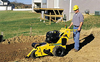 Where to find TRENCHER 30  HYDRAULIC POWERED in Tampa Bay