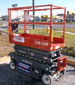 Rent Platform Scissor Lifts
