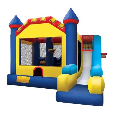 Rent Inflatable Combo Bouncers