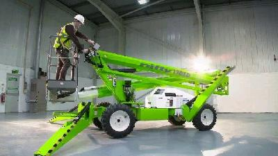 Rent Self Drive & Towable Boom Lifts